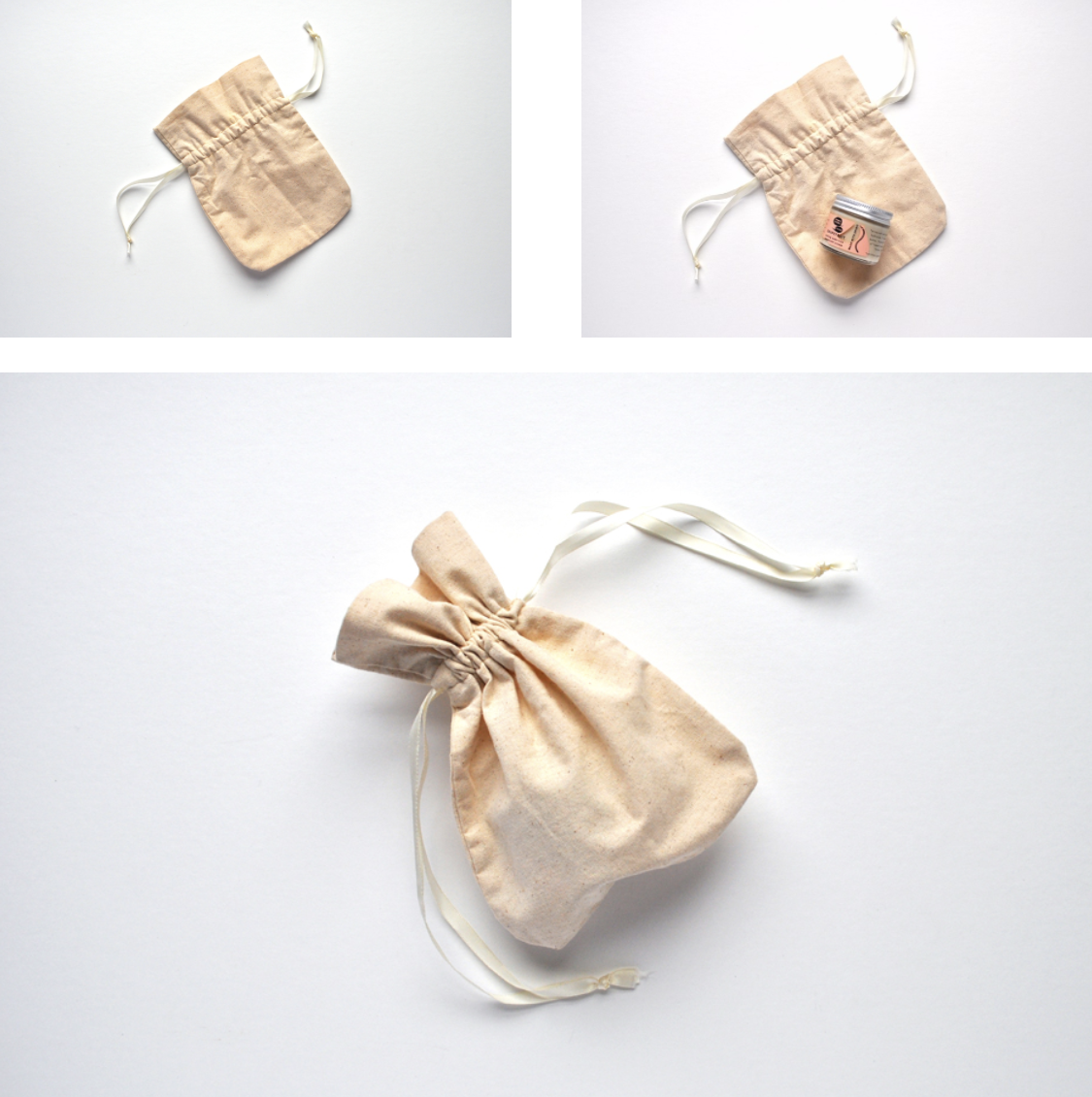 Images of small cloth bags