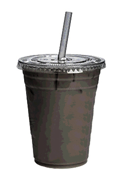 Image of an iced coffee