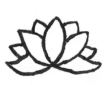 Image of a spa lotus flower