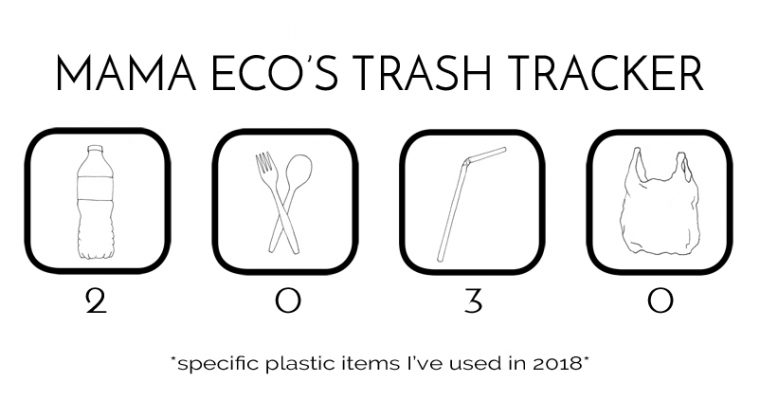 My New Year's Resolution: #DitchThePlastic