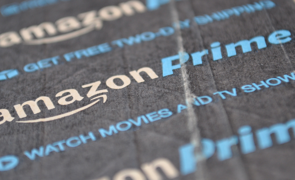Image of Amazon Prime Packing Tape
