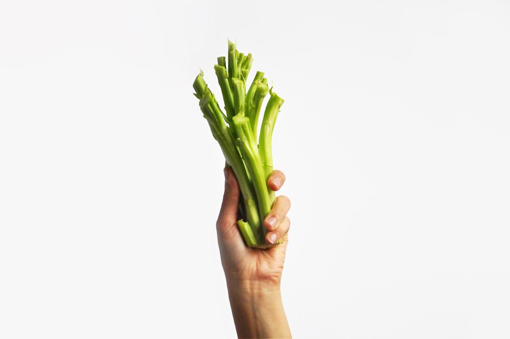Salsa Verde Recipe Using Broccoli Stalks