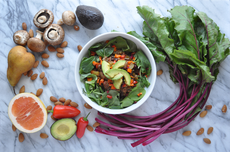 A Plant-Based Diet: the Solution to … well, a lot of things