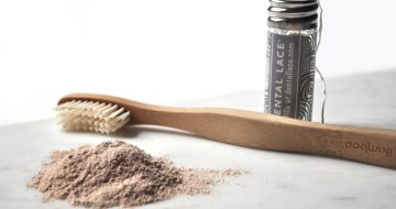 How To Make Your Own Tooth Powder In Less Than 30 Seconds