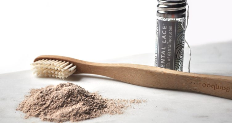 3 Ingredient Tooth Powder