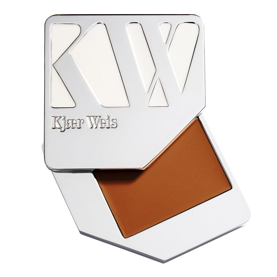 Image of Kjaer Weis Cream Foundation in its metal case