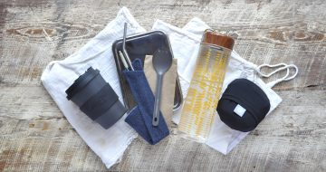 Zero Waste Travel Kit: How to Reduce Waste on Vacation