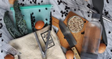 3 Kitchen Must-Haves for Zero-Waste Living