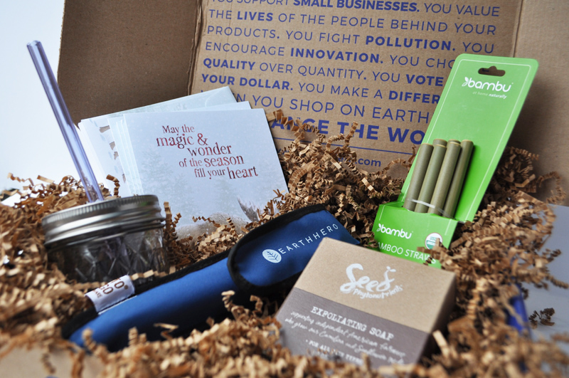 This Zero Waste Gift Box is the only thing you'll need for the holidays