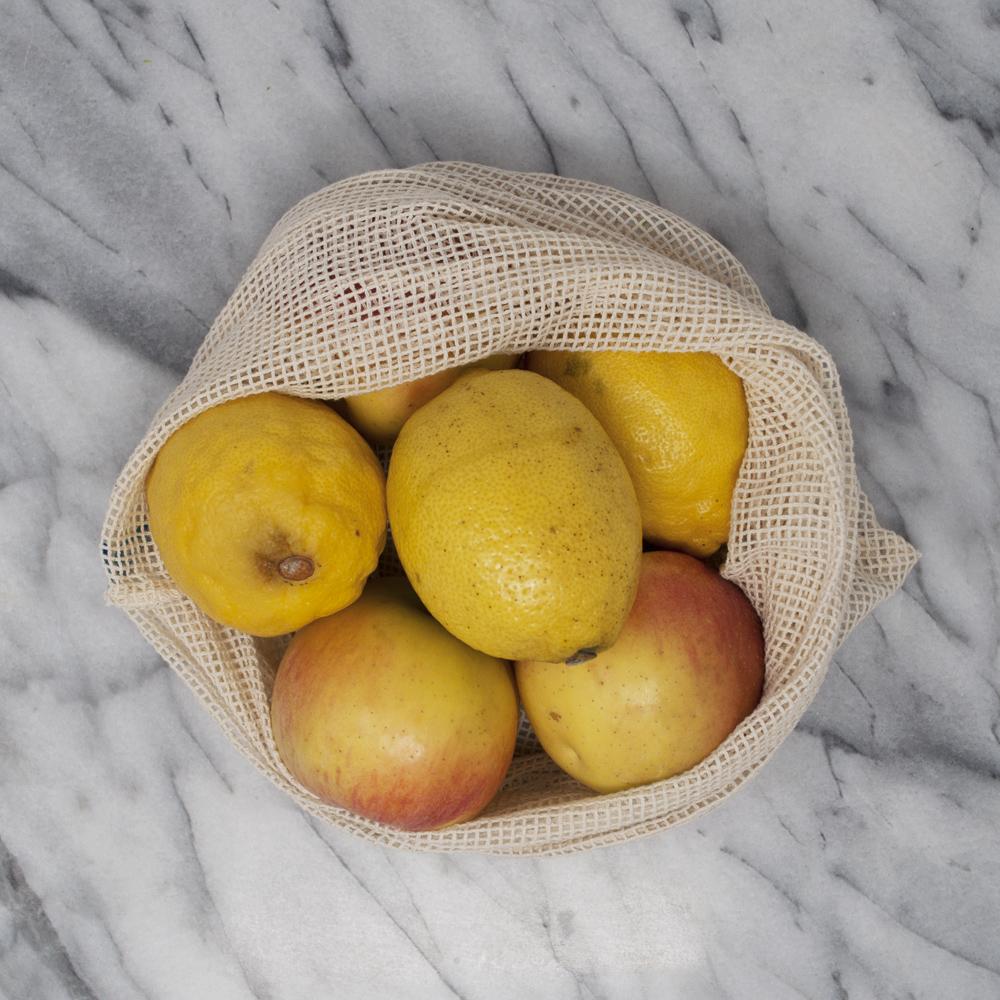 Image of a bag of lemons