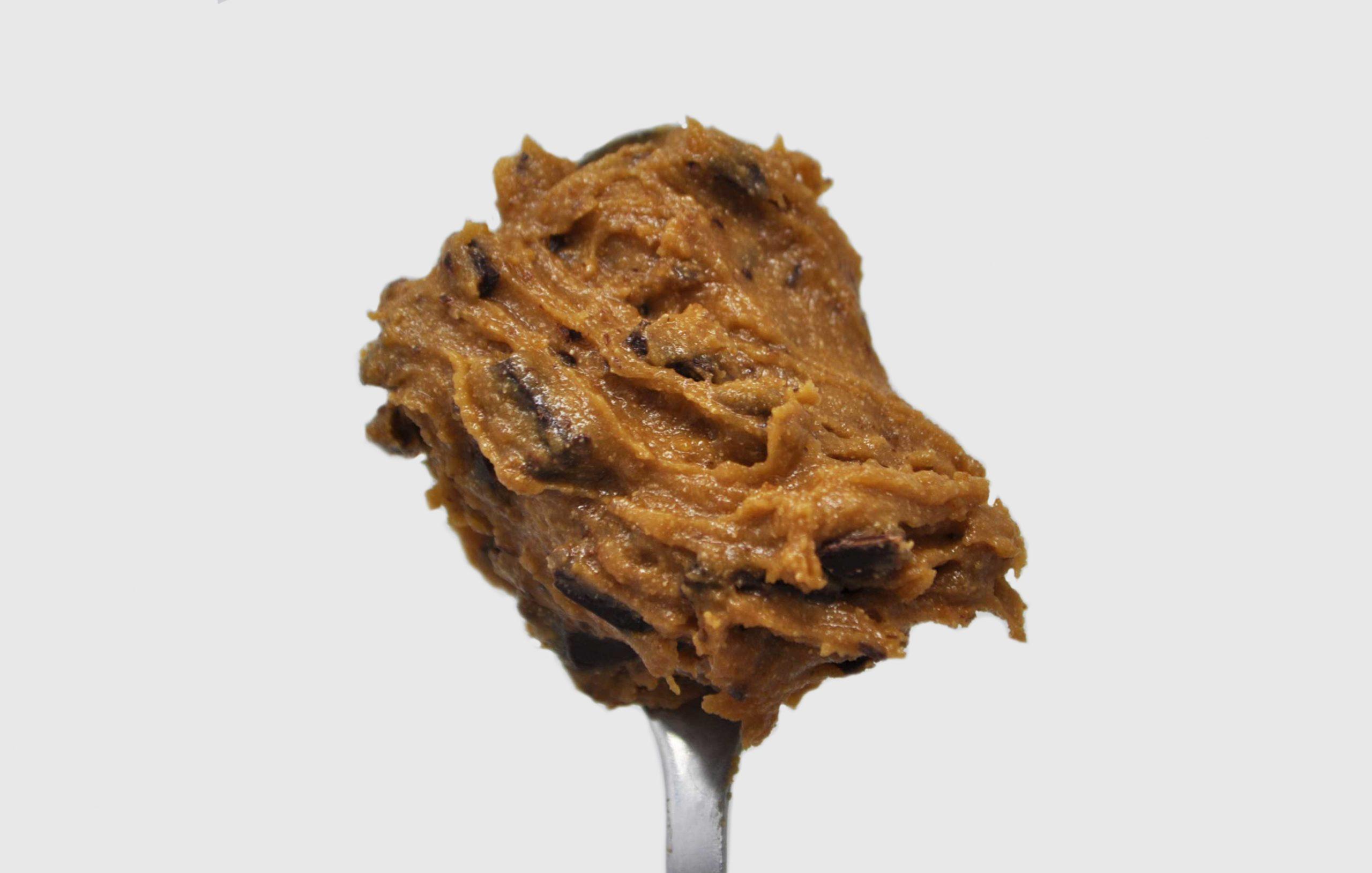 Chickpea Chocolate Chip Cookie Dough Recipe (V + GF)